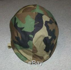 Israeli Defense Force Idf Israel Paratrooper 3 Point M1 Clone Helmet With Cover