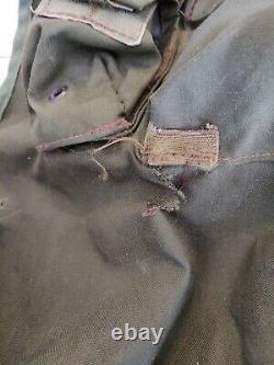 Israeli Defense Forces Shahpatz Flak Vest Jacket 1966