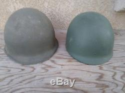 Israeli IDF M1 Paratrooper Commando Helmet Complete Golani Yom Kippur 6 day war