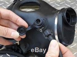 Israeli IDF YOUTH/CHILD Gas Mask Full NBC withDrinkSystem/Canteen/2x Filters/ProKI