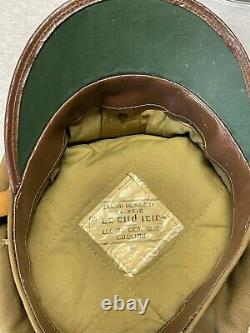 Israeli Infantry Division (IDF) Officers Hat Israel Military Hat Late 1940s-50