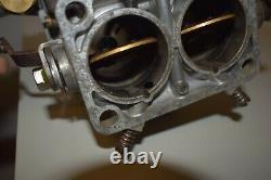 Italian Made WEBER 40 DCNF Carburetor for Ferrari Maserati FIAT Lancia VW