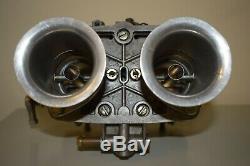 Italian Made WEBER 44 IDF FIAT & Air Cooled VW PORSCHE 356 912 914 DellOrto DRLA