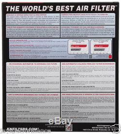 K&n Custom Air Filter Kit For Weber 36/40/44 Idf/ida Carburetors