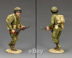 King & Country Israeli Defense Force Idf003 Israeli Machine Gunner Mib