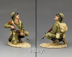 King & Country Israeli Defense Force Idf008 Israeli Para Kneeling Ready Mib
