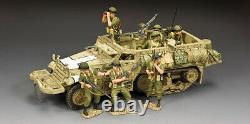 King & Country Israeli Defense Force Idf032 Israeli Recon Team Mib