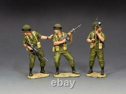 King & Country Soldiers IDF032 Israeli Defense Force The Recon Team