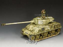 King and Country IDF002 130 Israeli M51 Super Sherman as new