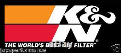 Kn Bolt On Air Filter (56-1160) For Weber 36/40/44 Idf/ida (47 MM H)