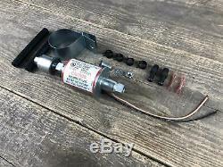 Kraftstoffpumpe 2,5-4,5 PSI 12v Benzinpumpe für IDF Weber FAJS Vergaser Anlagen