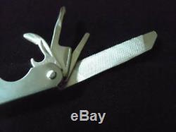 LOT 12 Idf Zahal Golani Field Pliers Penknife Pocket Knife Insignia Israeli Army