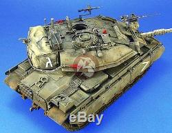 Legend 1/35 IDF Magach 6B Batash Tank Conversion Set (for all M60 kits) LF1112
