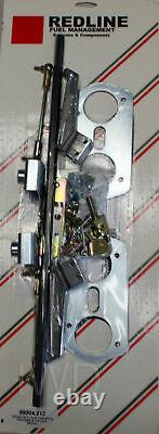 Linkage Kit for Dual Weber IDF Carbs to install on VW Bug Type1 1600cc Dual Port