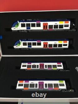 Ls Models 10065 HO Autorail AGC transilien IDF 4 caisses SNCF