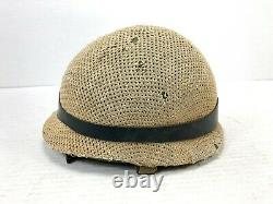 M-1 IDF Helmet Israeli Defense Forces with Net AND band All Original, 74