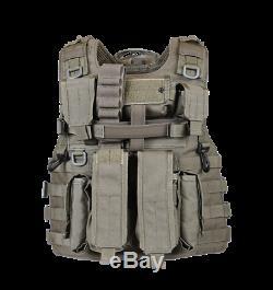 Marom Dolphin Adjustable Semi Modular Tactical IDF Vest TV7776 EGOZ