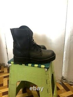 My ARMY ZAHAL BOOTS SHOES israel military IDF Leather size 37 EU, 6 US, 4 Uk