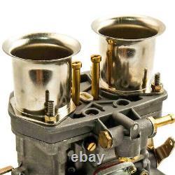 NEW 2-Barrel Weber 40 IDF Carb Carburetor For Volkswagen VW Type 1 Porsche Fiat