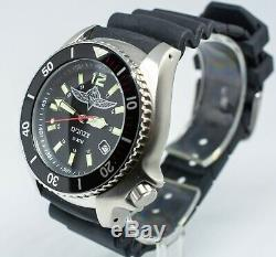 NEW IDF Paratroopers Adi Military Quartz Mens Watch With Box+Papers