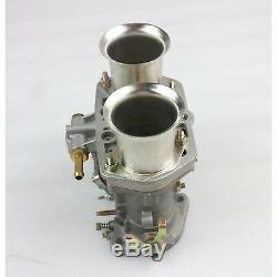 New 40IDF Carburetor With Air Horn Fit for Bug Beetle VW Fiat Porsche Carby
