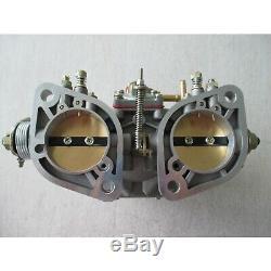New 44IDF Carburetor Fit For Volkswagen Beetle Fiat Porsche With Air Horn 44 IDF
