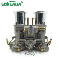 New Carb Carburetors Engine 2 Barrel For VW Super Beetle Fiat WEBER 40 IDF