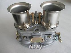 New Carburetor Engine 2 Barrel Fit For WEBER 40 IDF Bug Volkswagen Beetle Fiat