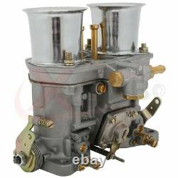 New Carburetor With Two Gaskets For Weber 48 IDF ROD 19030.018 19030.015