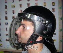 New Israel Idf Anti Riot Face Shield Helmet