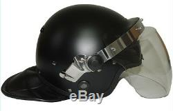 New Israeli Idf Anti Riot Face Shield Helmet