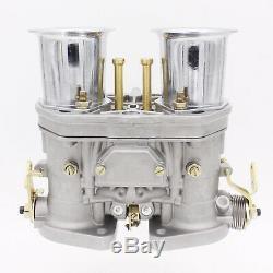 New Weber 44 IDF 44IDF Carburetor + Air Horn fit for VW Fiat Porsche Bug Beetle