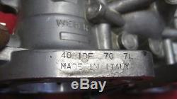 ONE USED ITALIAN WEBER 40 IDF 2bbl CARB CARBURETOR Volkswagen Porsche Italy