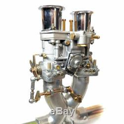 Oem 40 IDF with intake manifold for VW Air Cooled Engine T1 Weber replacement