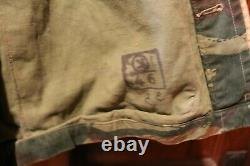 Original IDF Israel French Paratrooper Uniform Algeria 6 Day War