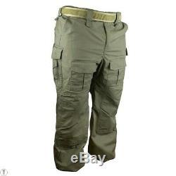 PLATATAC PATROL PANTS 34 WAIST / 34 LEG Ranger Green IDF DEA