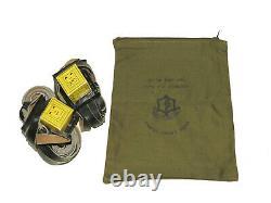Pair of TEFILLIN Phylacteries ORIGINAL ZAHAL IDF ISRAEL DEFENSE FORCE JUDAICA