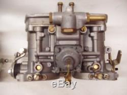 Porsche 356 912 Weber Carburetors 40IDF Made In Italy