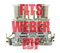 Porsche 356 912 Weber Idf Dellorto Drla Empi Hpmx Dual Intake Manifold Kit
