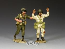 Prisoner & Escort IDF011 King & Country 1967 Six Days War Israeli Defense Force