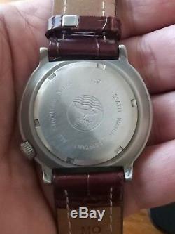 Rare Adi 221 Israeli IDF Military Palsar 9300 Force 200m Analog Quartz Watch