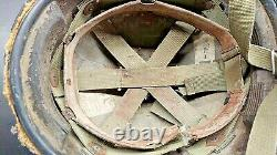 Rare Vtg 60's Idf Army Israel Zahal Military Soldier Paratroopers Battlefield
