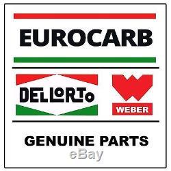 Reconditioned Weber 40 IDF type 13 & 15 carburettors 1 pair for Fiat 124 sport