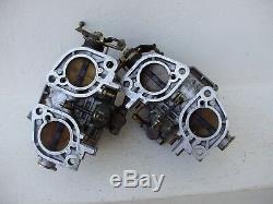 Set of 2x 40 IDF carbs Weber twin carb VW bug beetle Porsche 356 912 ORIGINAL