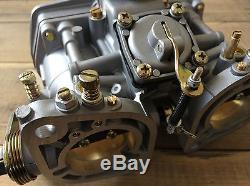 Set of (2x) 44 IDF carb FAJS Weber twin carb VW bug beetle Porsche 356 912