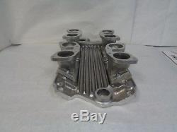Small Block Chevy Manifold 4 Weber Idf Carburetors Sbc Quad Weber Idf