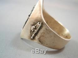 Solid Sterling Silver 925 Golani Israeli Israel Army Idf Zahal Ring By Ezi Zino