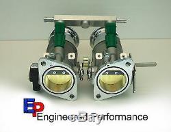 THROTTLE BODY INJECTION 40IDF EFI 40mm suit Weber manifold Gemini Escort Datsun