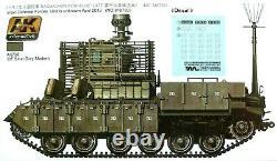 Tiger Models 135 Nagmachon (Doghouse-Late) IDF APC Vehicle Model Kit