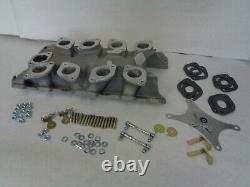Triumph Rover 40 Idf X 4 Manifold & Linkage New